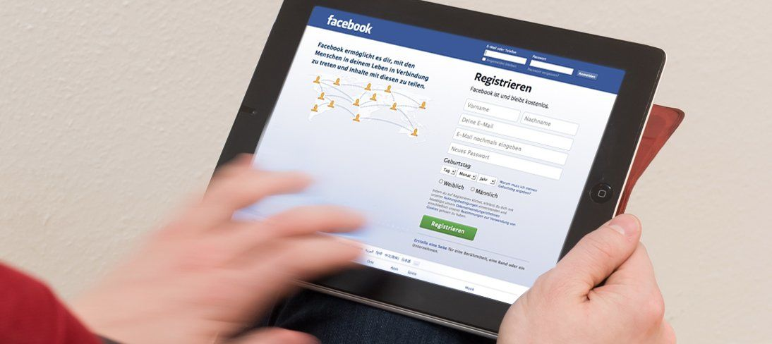 Facebook Beratung und Betreuung Berlin