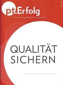 pt Erfolg | Qualität sichern
