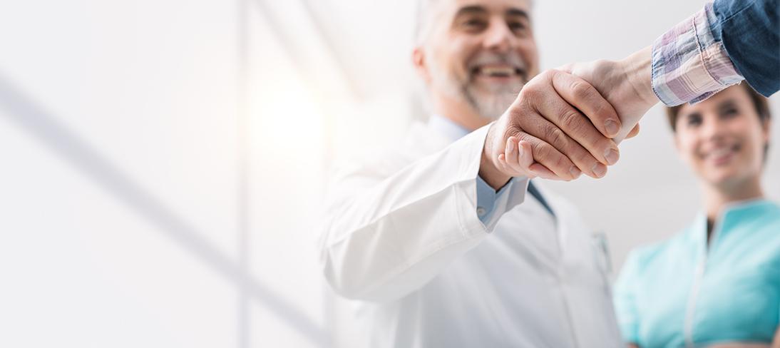Arztbewertungen | Profilerstellung und -pflege durch excognito | Full-Service-Agentur in Berlin